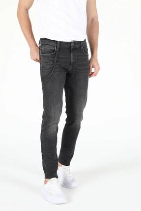 041 Danny Düşük Bel Dar Paça Slim Fit Koyu Mavi Erkek Jean Pantolon resmi