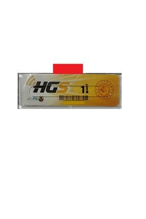 TWOX 10 Hgs Aparatı Hgs Kabı ((10.25cm) Yeni Tip Etikete Uygundur. 0