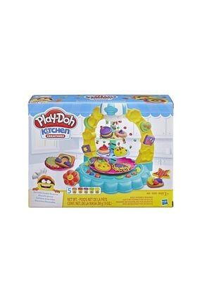 Play Doh Playdoh Play-doh Kurabiye Fabrikası 0