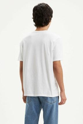 Levi's Erkek Beyaz Baskılı T-Shirt 69978-0052 1