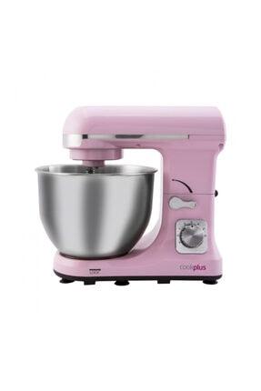 Cookplus Quick Chef 1001 Stand Mikser 1000W Mutfak Şefi Pink 0