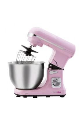 Cookplus Quick Chef 1001 Stand Mikser 1000W Mutfak Şefi Pink 1