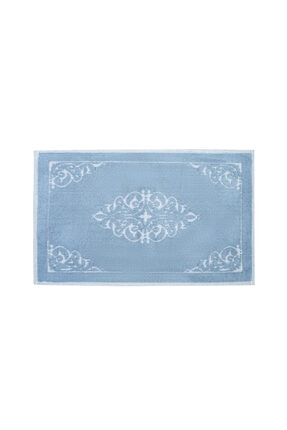 Karaca Home Milly Mavi 2li Paspas Set 1