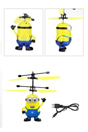 Xolo Minion Uçan Hareket El Sensörlü Şarjlı Oyuncak 2