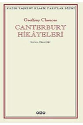 Yapı Kredi Yayınları Canterbury Hikayeleri 0