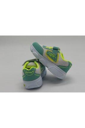 Dolphin Unisex Çocuk Yeşil Sneaker Dp-0051 2