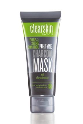 Avon Clearskin Kömür İçeren Maske + Kömür İçeren Sabun Seti 1