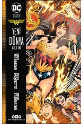 Yapı Kredi Yayınları Wonder Woman: Yeni Dünya 2 0
