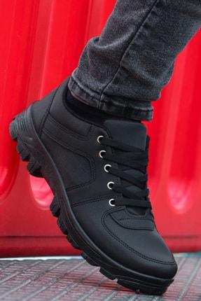 Polaris Petra Bağcıklı Kışlık Erkek Ayakkabı 1