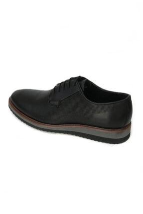 İgs Erkek Hakiki Deri Klasik Ayakkabı 1