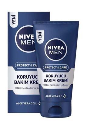 Nivea Men Protect & Care Koruyucu Bakım Kremi 75 Ml 0