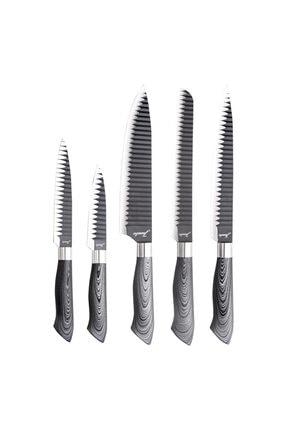 Jumbo Viva 5 Parça Bıçak Seti 0