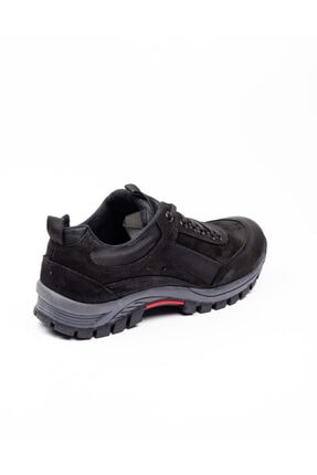 Bulldozer Erkek Siyah Outdoor Ayakkabı 3