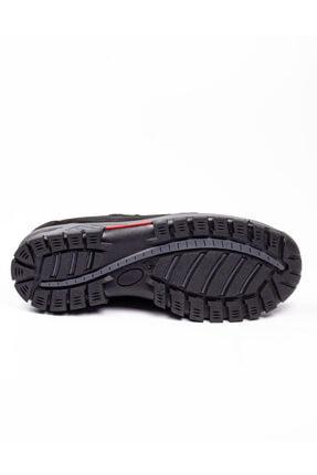 Bulldozer Erkek Siyah Outdoor Ayakkabı 4