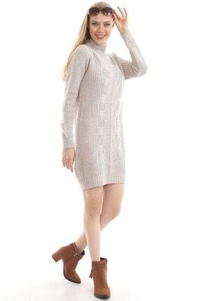 Kadın Mini Elbise balıkcı-ELBİSE