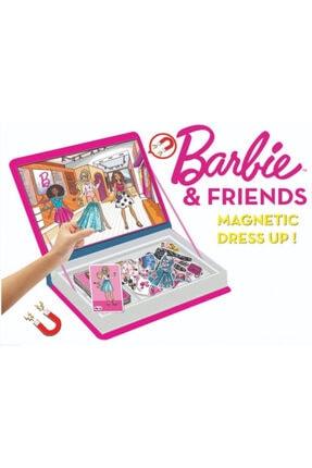 Diytoy Barbie Fahionistas Manyetik Kıyafet Giydirme Oyunu 1