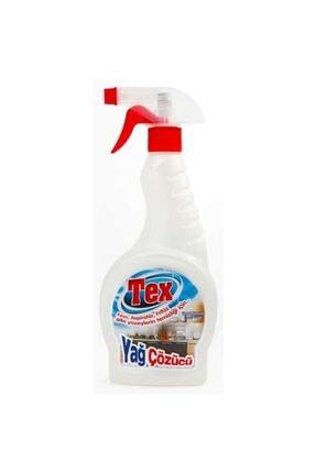 Tex Mutfak Yağ Sökücü 500 ml 0
