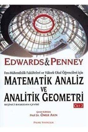 Palme Matematik Analiz Ve Analitik Geometri Cilt 2 0