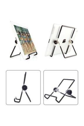 MADEPAZAR Masaüstü Tablet Ve Telefon Tutucu Stand Universal 3