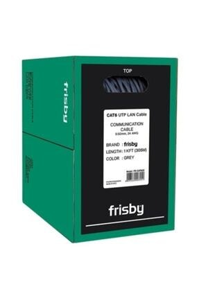 Frisby Fnw-cat622 Cat6 24 Awg 305m Kablo 0