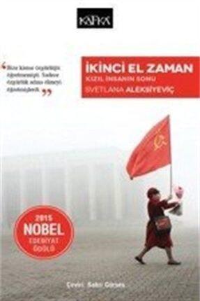 Kafka Yayınevi Ikinci El Zaman - Kızıl Insanın Sonu 0