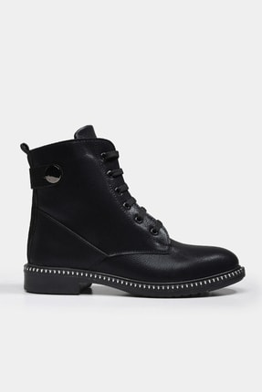 Siyah Yaya Kadın Bot & Çizme 01BOY189400A100