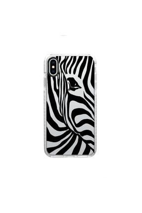 SUMTHINCS Zebra Procase Beyaz Iphone Xr Telefon Kılıfı 0