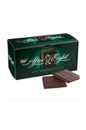 Nestle After Eight Naneli Dolgulu Bitter Çikolata 200g 0