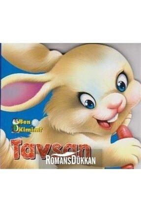 Parıltı Yayıncılık Ben Kimim - Tavşan 0