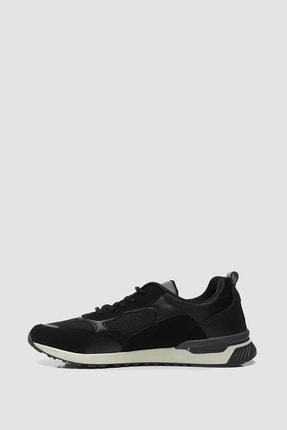 TWN Erkek Ayakkabı Siyah Renk 4