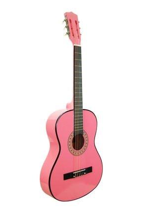 Sesenta Klasik Gitar Öğrenci Pembe Ssc38pnk 0