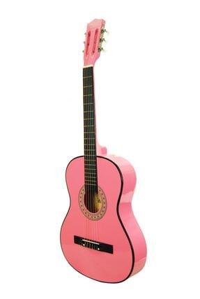 Sesenta Klasik Gitar Öğrenci Pembe Ssc38pnk 3