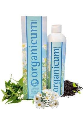 Organicum Kepek Karşıtı Ve Yenileyici Saç Bakım Şampuanı 350 Ml 0