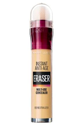 Maybelline Kapatıcı - Instant Age Eraser Concealer 06 Neutralizer 6 ml 3600531396855 1