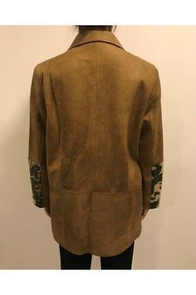 ASUS Kadın Bej Ceket 2