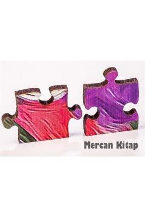 King Of Puzzle Köstekli Saatler Ahşap Puzzle 2000 Parça (hr51-mm) 4