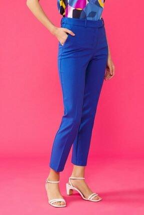 adL Kadın Saks Arkası Lastikli Pantolon 3