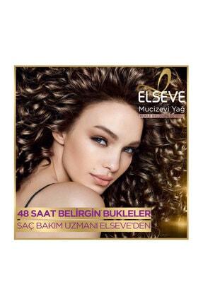 Elseve L'oréal Paris Amla Bukle Belirginleştirici Saç Bakım Kremi 3