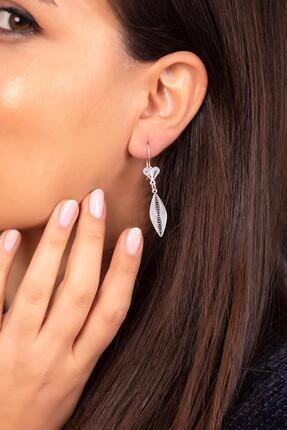Sümer Telkari Kadın Telkari İşlemeli Başak Tasarım Gümüş Küpe 2587 2