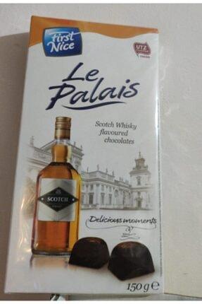 First Le Palais Scotch Whisky Flavoured Chocolates Iskoç Çikolata 150g 0