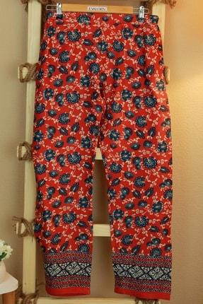 Feyza Pijama Kadın Lacivert Pijama Takımı 2