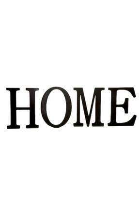 NT Handmade Home Yazısı Duvar Dekor Ahşap 1