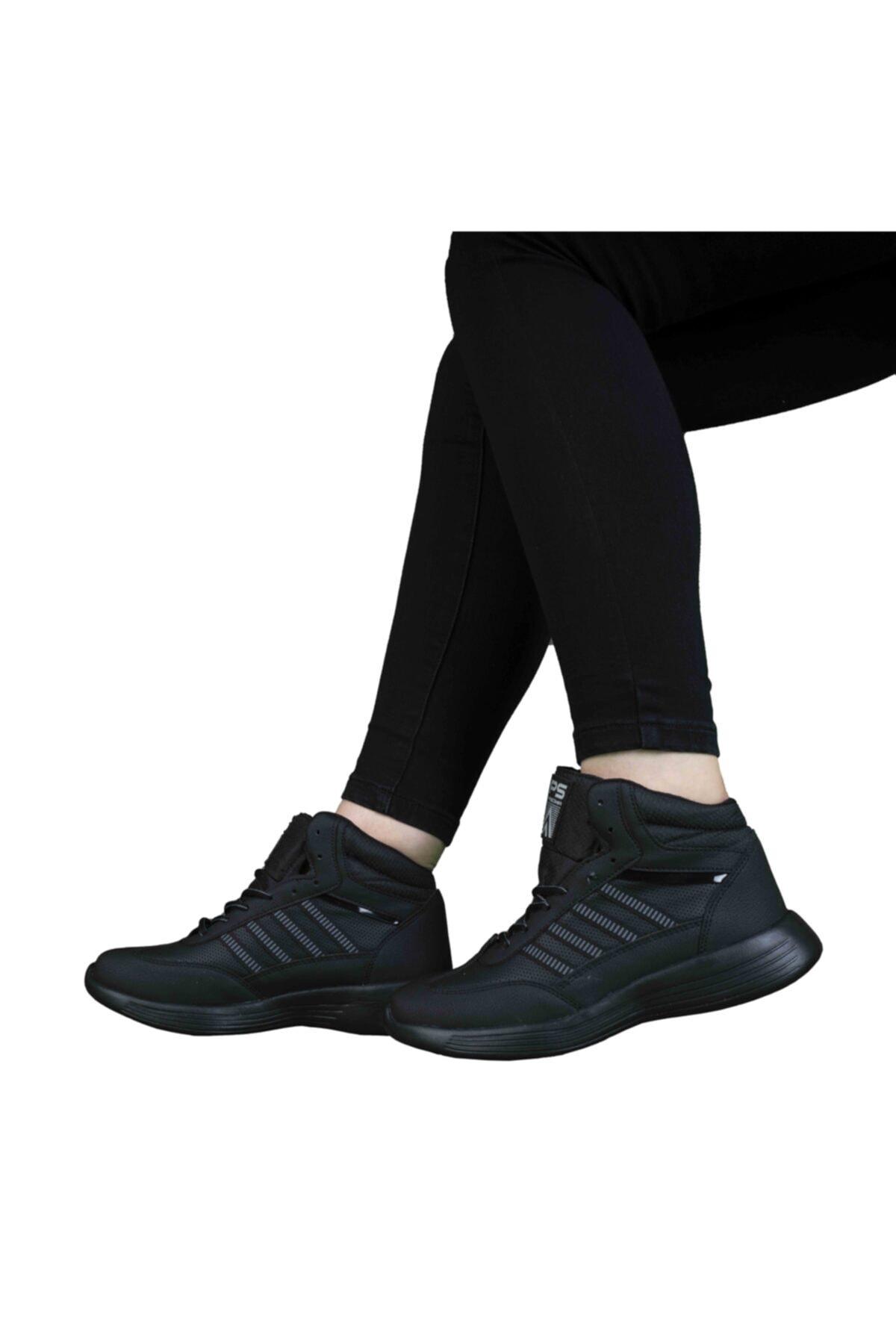 AVA Kadın Gri Dank Ayakkabı