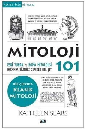 Say Yayınları Mitoloji 101 & Eski Yunan Ve Roma Mitolojisi 0