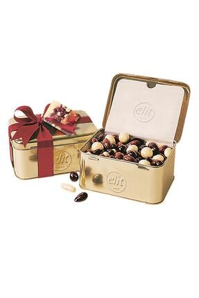 Elit Çikolata Gourmet Collection Draje 1924 Altın Kutu 250g 0