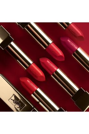 Yves Saint Laurent Rouge Pur Couture Saten Parlaklığında Ikonik Ruj 7 - Le Fuschia 3365440595910 1