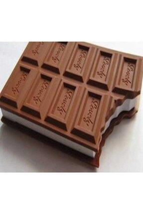 elifin bebek evi Çikolata Görünümlü Not Defteri 0