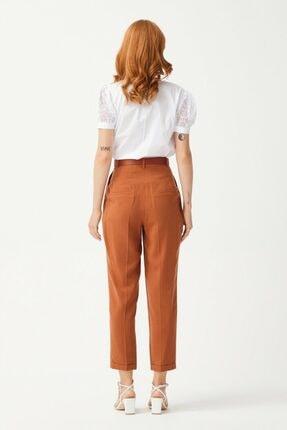 adL Kadın Pileli Pantolon 4