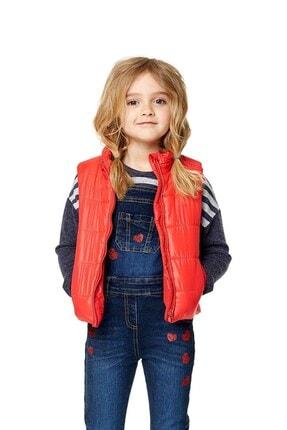 Picture of Kız Çocuk Kırmızı Şişme Yelek