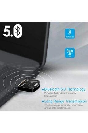 Alfa Kablosuz Usb Bluetooth 5.0 Adaptör Bilgisayar Bluetooth Dongle Alıcı Verici 2